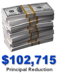 principal reduction $102,715