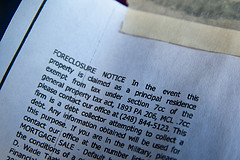 prolong foreclosure process