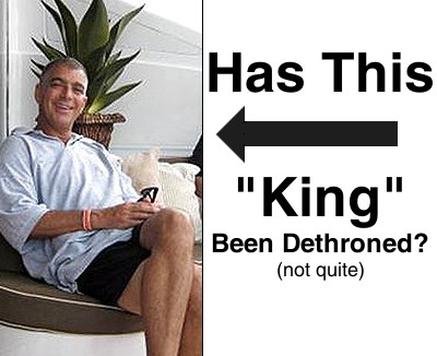 Click To Read Our Story: Was Florida's Foreclosure King Dethroned?