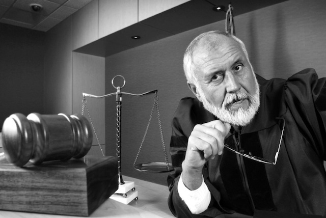 What happens at a hearing for summary judgment?