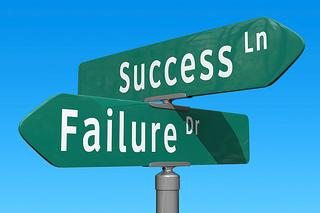 Success-failure-bankruptcy