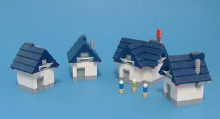 Lego Homes