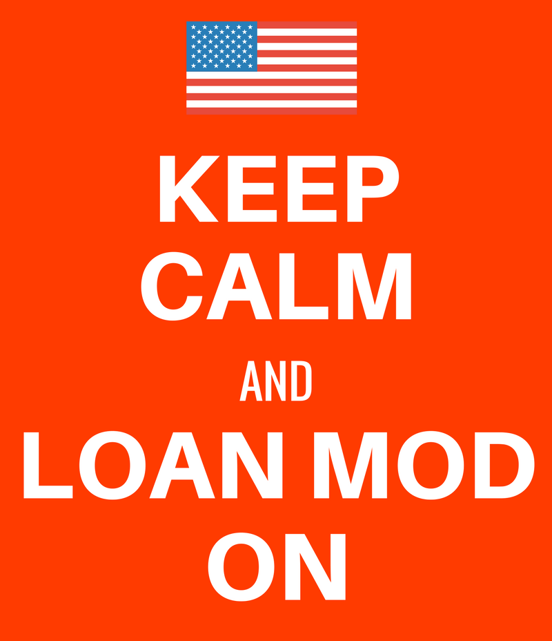 Keep calm and loan mod on. Every week we obtain loan modifications with a variety of loan servicers to allow our clients to avoid foreclosure. Here are some of the results.
