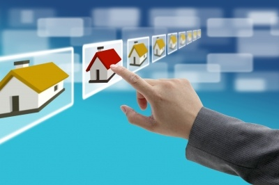 Records of mortgage transfers are stored in the Mortgage Electronic Registration System.