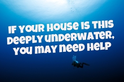 Many homeowners have houses so deeply underwater that they are choosing strategic default and walking away.