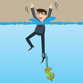 Negative equity causes many homeowners to feel stuck in a home they would prefer to sell.