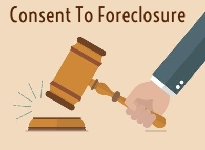 Recent clients of our firm, who I'll call the Jansens to protect their identity, needed to get out of the mortgage for their Illinois condo, which we helped them do by consenting to foreclosure.
