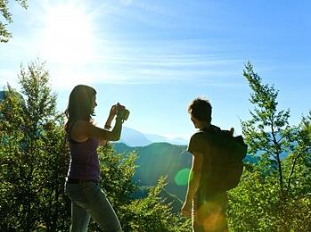 There are many outdoor activities that you can do for free when on vacation or staycation.