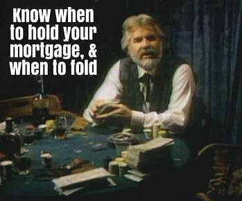Foreclosure is like a high stakes game of cards and if you don't play your hand right you could lose your home.