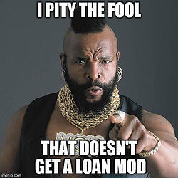 Our Capital One client was $67,268.83 and 16 months past due on mortgage, now has a 3 month in-house trial loan modification plan with $1,227 monthly savings. Mr T loan modification.