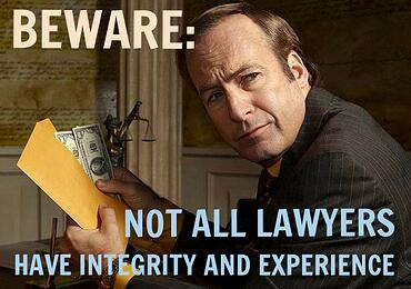 Beware of law firms that promise specific results or guarantee that they can stop foreclosure.