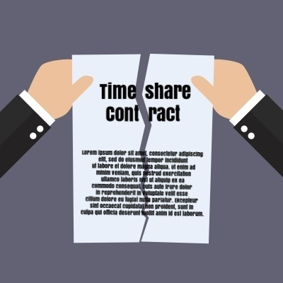 If you've decided that purchasing a timeshare was a mistake, then you may be able to rescind the contract by writing a timeshare rescission letter.