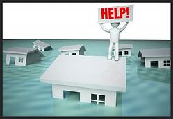 Homeowners who have negative equity, also called being underwater or upside down, are in a difficult spot when they experience a financial hardship.