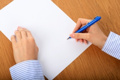 A hardship letter is required when applying for a loan modification