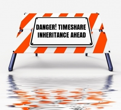 "Owning a timeshare can be expensive. So expensive that, if you inherit one, you may want to refuse to take it by filing something called a ""disclaimer of interest""."