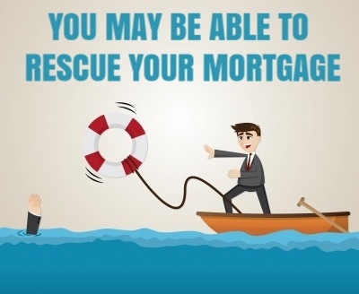 Having an issue with your mortgage doesn't necessarily mean you're going to lose your home to foreclosure. There's a time when it's too late to save your home and a time to fight to save it.