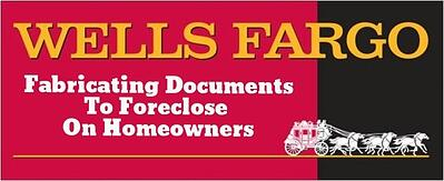 A Texas jury has awarded $5.38 million to a couple who were foreclosed on with forged documents by Wells Fargo and Carrington Mortgage.
